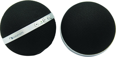 Nakamichi NBS 10  Bluetooth Stereo Speakers with 3D Stereo Sound Effect