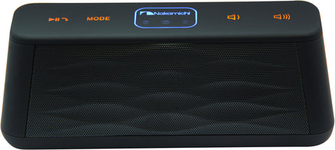 Nakamichi NBS 8 Handsfree Bluetooth Speaker with Built-in Microphone and Smart Motion Control