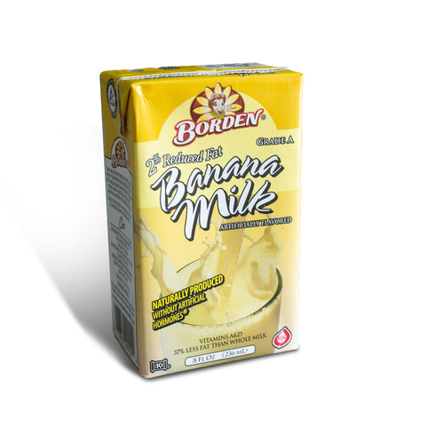Gossner Banana Milk 2%