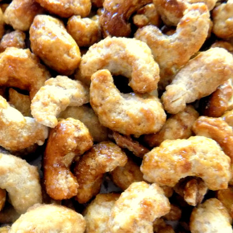 Cashews, Butter Toffee (16 oz)