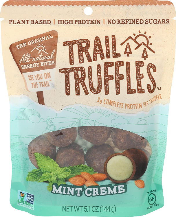 Trail Truffle - Mint Creme