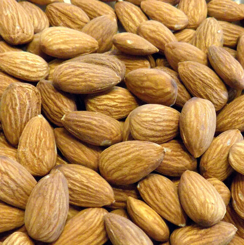 Bulk Almonds, Raw Butte Padres (50 lb case)