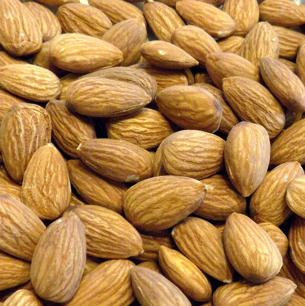 Bulk Almonds, Raw Nonpareil 23/25 (Larger Size)