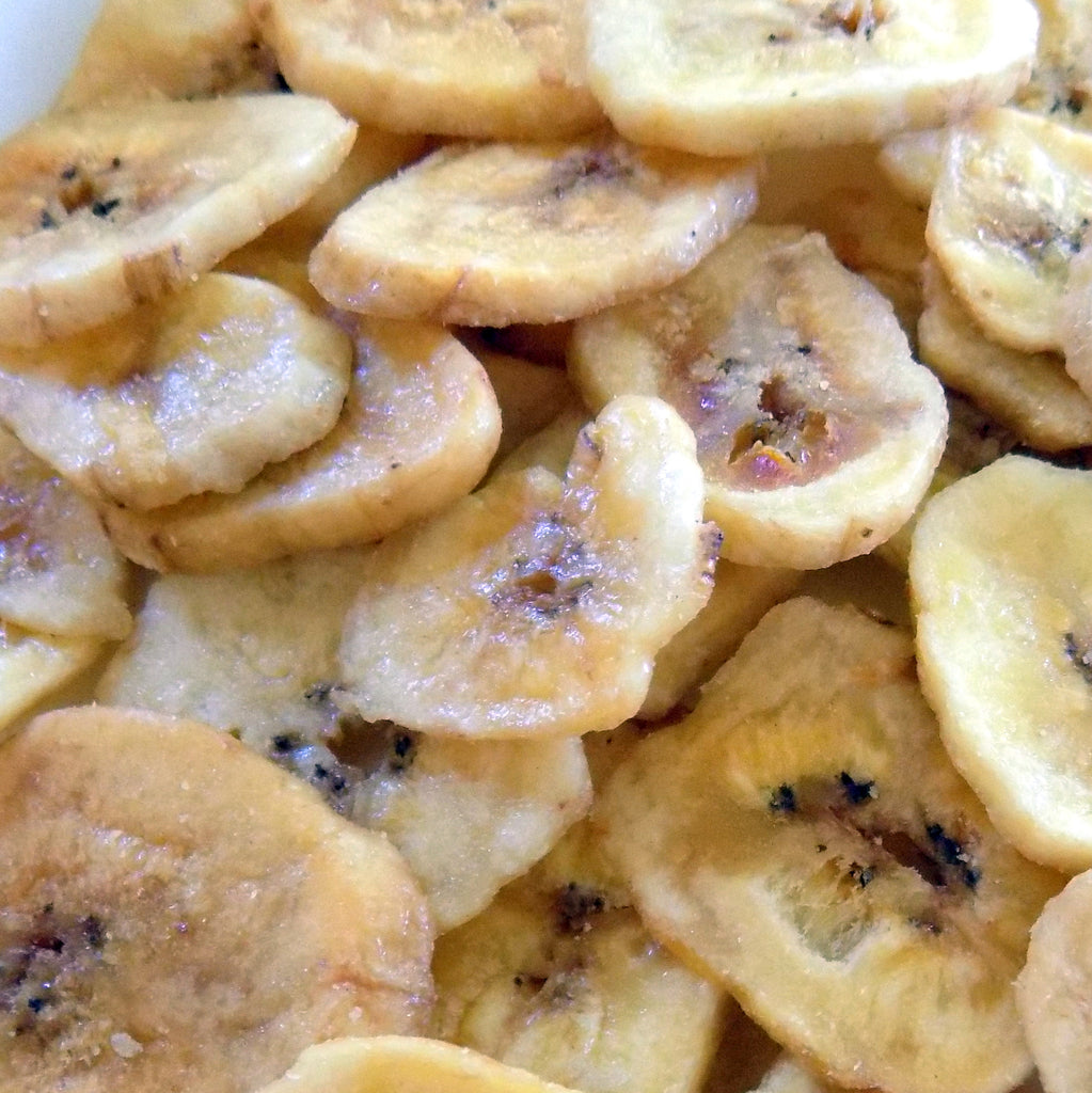 Bulk Banana Chips (14 lb case)