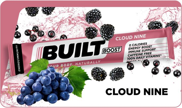 Built Boost Cloud Nine (18 packets)