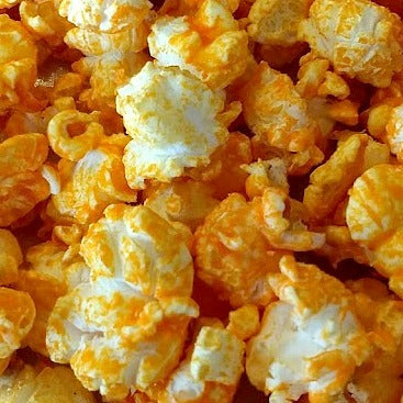 Popcorn, Cheese (per 8 oz)