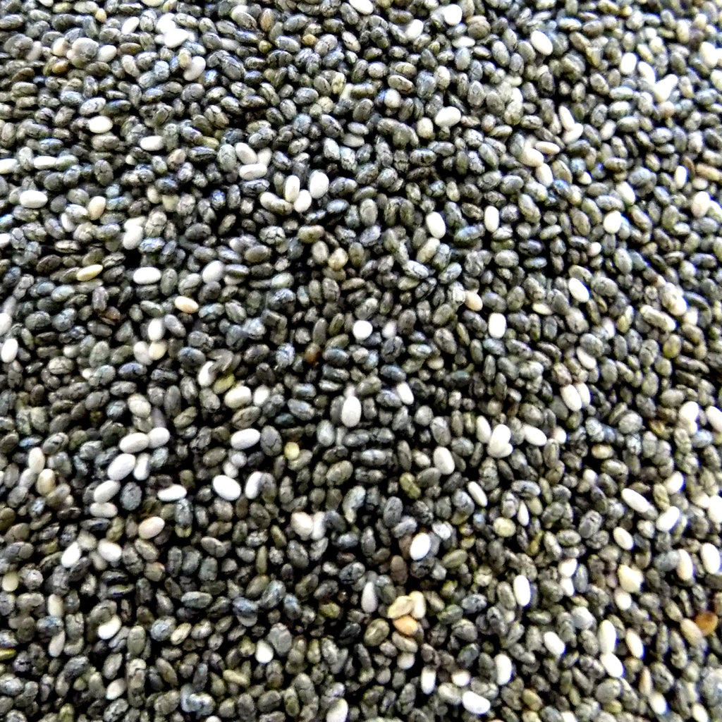 Bulk Chia Seeds, Organic (55.12 lb bag)