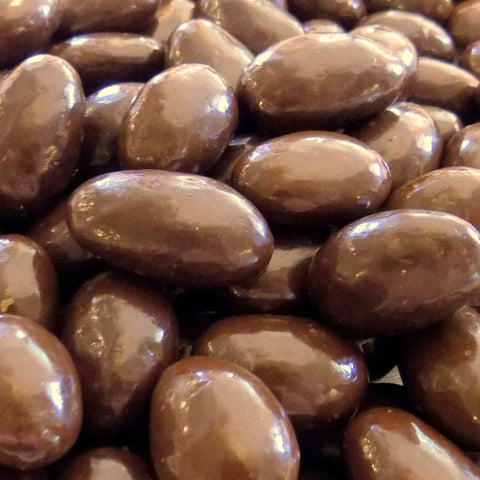 Bulk Almonds, Chocolate (20 lb case)