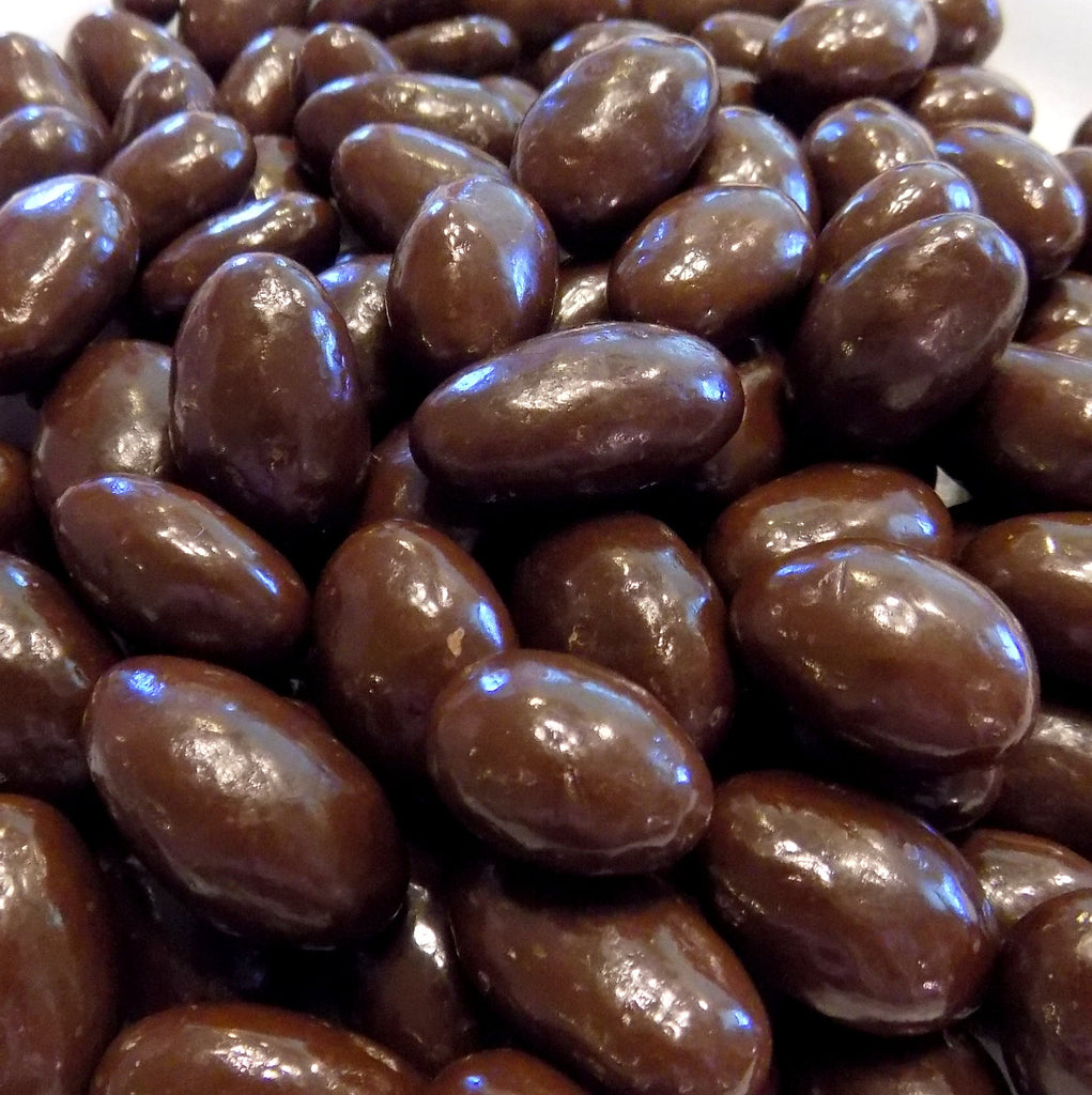 Almonds, Dark Chocolate Covered (14 oz )
