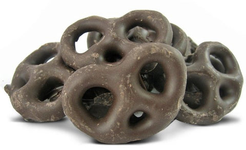 Pretzels, Dark Chocolate (15 oz)
