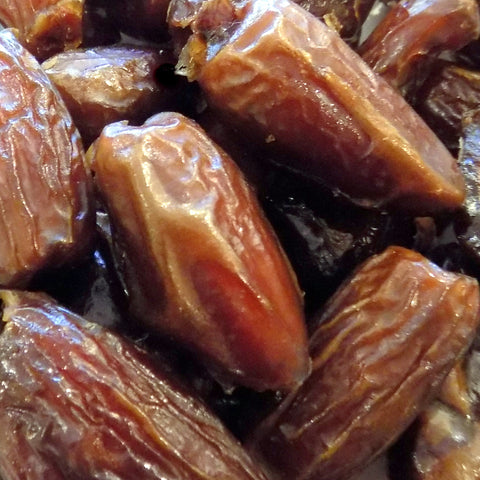 Dates, Whole Pitted, Deglet Noor (16 oz)