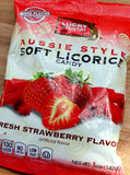 Licorice, Fresh Strawberry (5 oz)