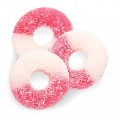Bulk Gummy Watermelon Rings (18 lbs)