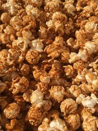 Kettle Corn, Caramel (per 10 oz)