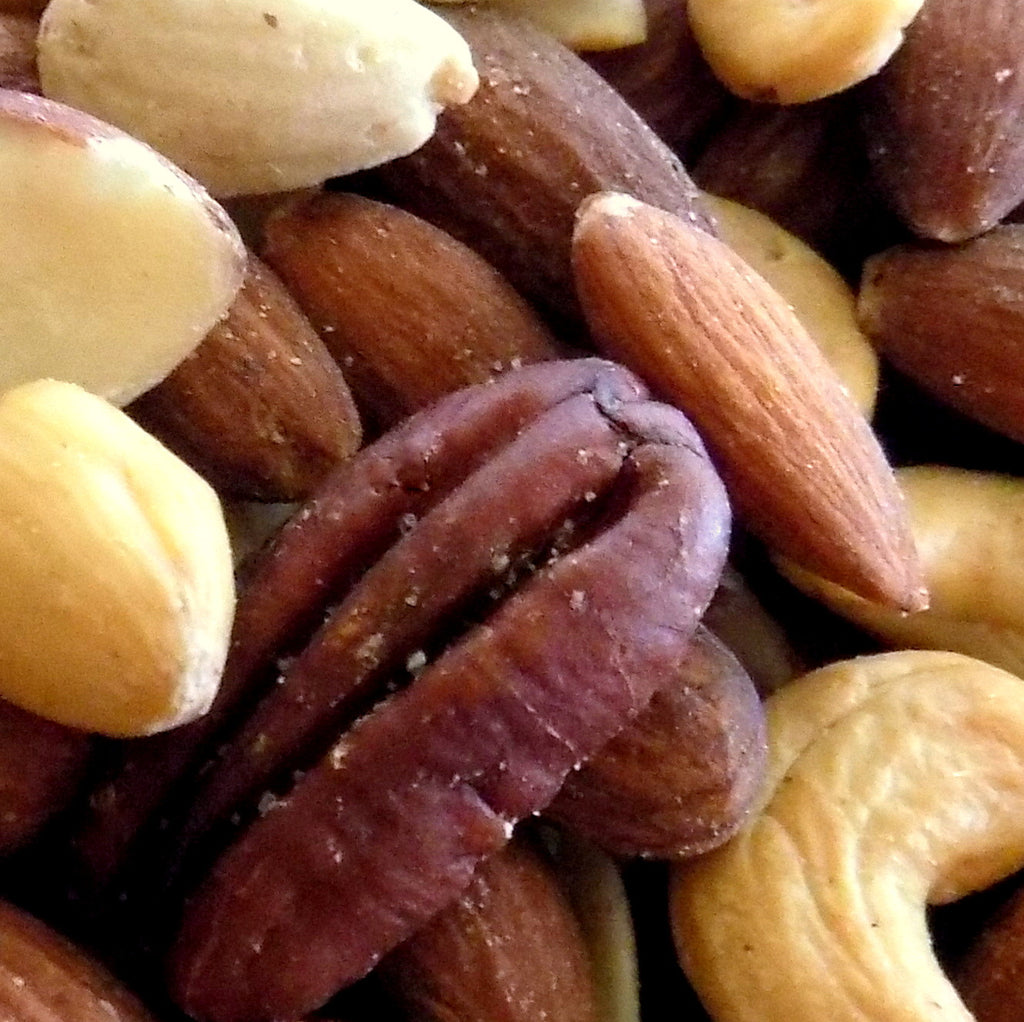 Bulk Deluxe Nuts, Roasted and Salted