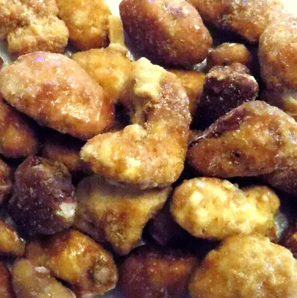 Bulk Mixed Nuts, Butter Toffee