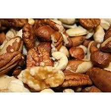 Bulk Deluxe Nuts, Raw