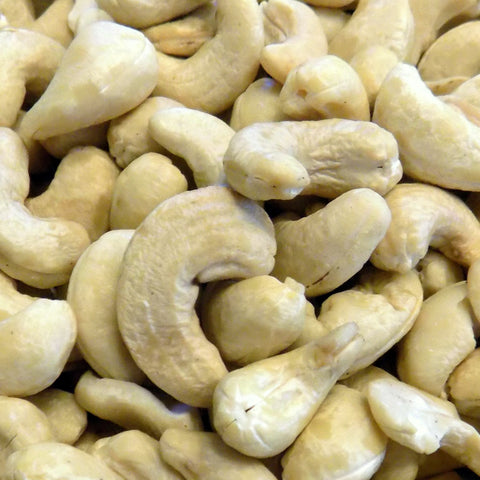 Bulk Cashews, Raw (50 lb case)