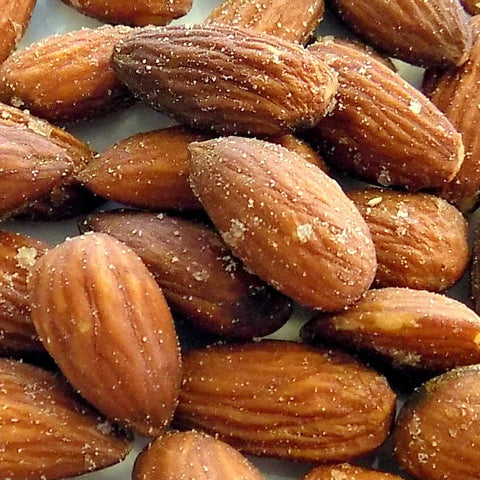 Almonds, Roasted and Salted (per 12 oz)