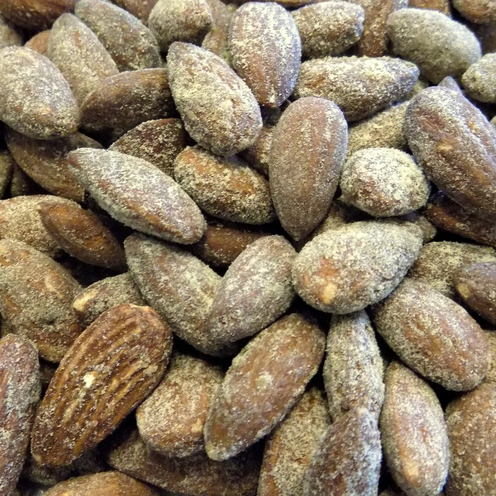 Bulk Almonds, Smoked