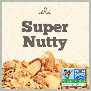 Bulk Granola, Super Nutty