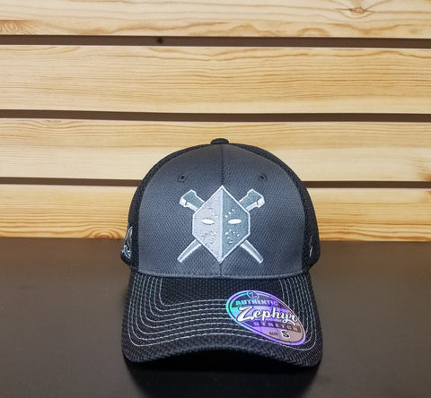 Wheeling Nailers Zephyr Blackout Flex Fit Hat
