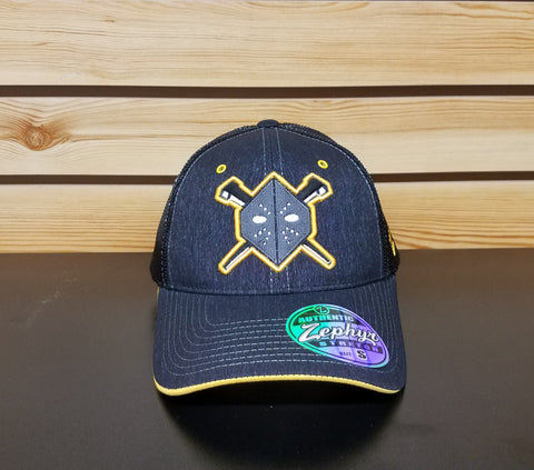Wheeling Nailers Zephyr Blackout Hat