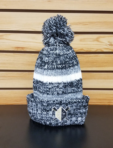 Wheeling Nailers Zephyr Gradient Knit Hat