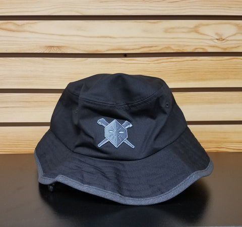 Wheeling Nailers Zephyr Blackout Bucket Hat