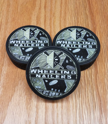 Wheeling Nailers Fractured Puck