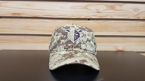 Wheeling Nailers Zephyr Digital Camo Hat