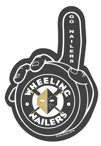 Nailers Foam Puck Hand