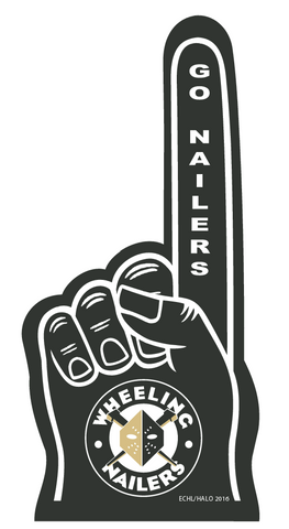 Nailers Foam Finger