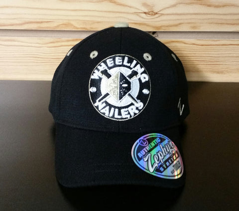 Wheeling Nailers Zephyr Youth hat