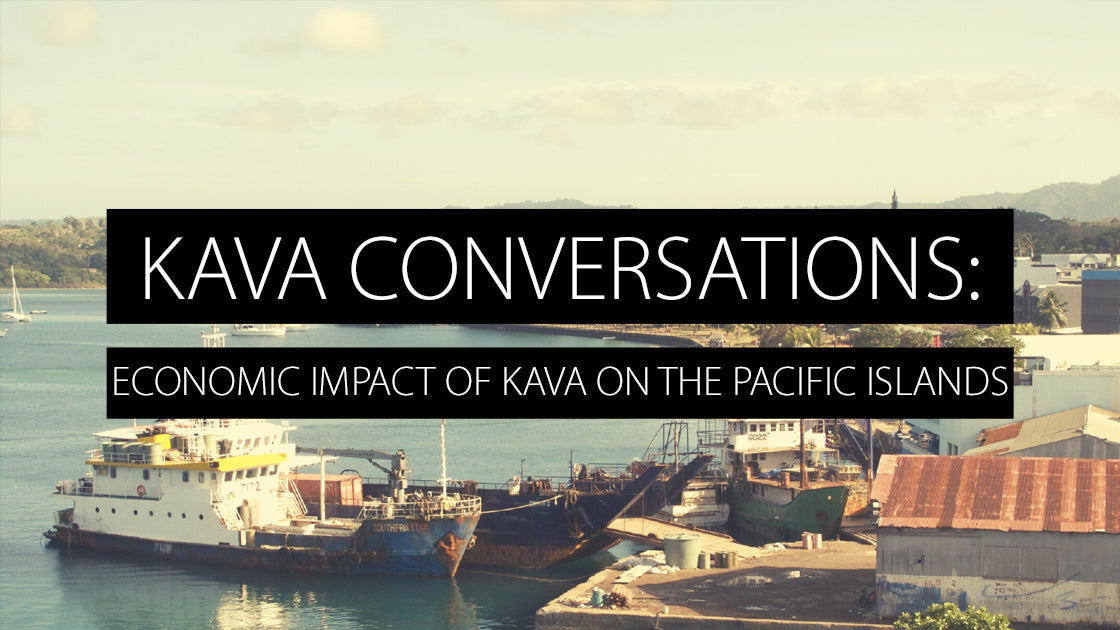 The Economic Impact of Kava on the Pacific Islands
