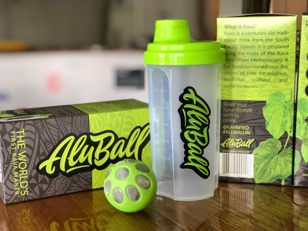 AluBall Kava Maker