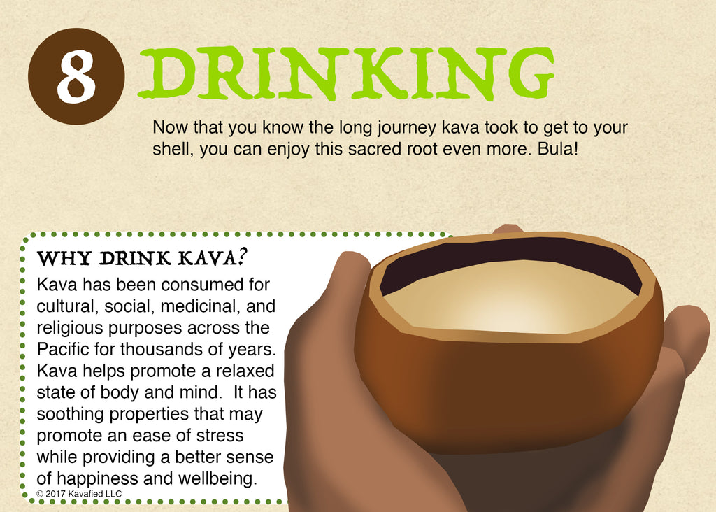How Kava Works - An illustrated guide on how Kava goes from