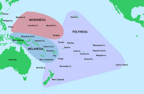 Oceanic Kava Countries