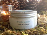Warm Vanilla Whipped Body Scrub