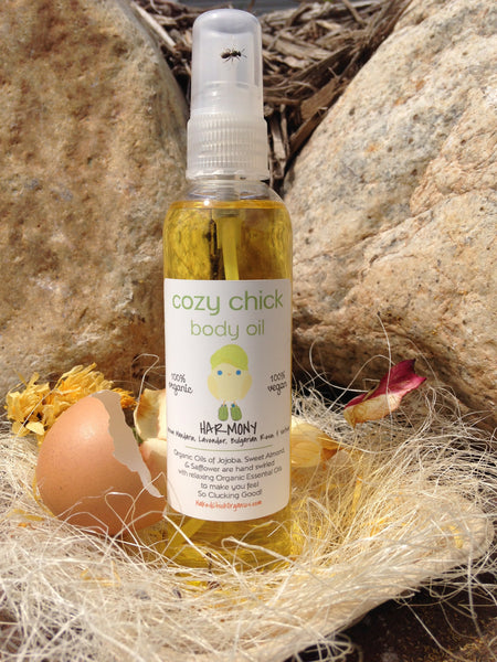Harmony Body Oil