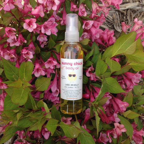 Linen Breeze Body Oil