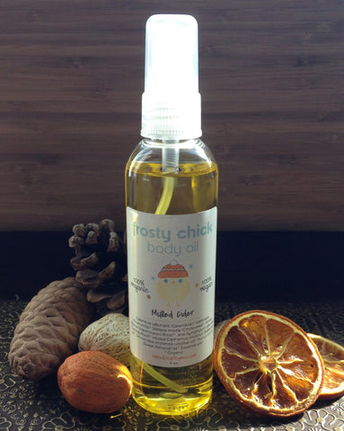 Mulled Cider Body Oil