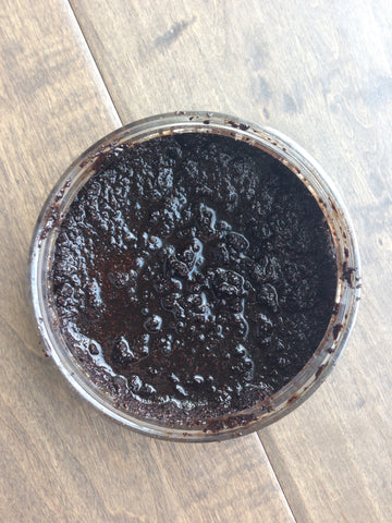 Espresso Yourself: Naked Coffee Scrub
