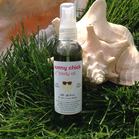 Sea Grass Body Oil