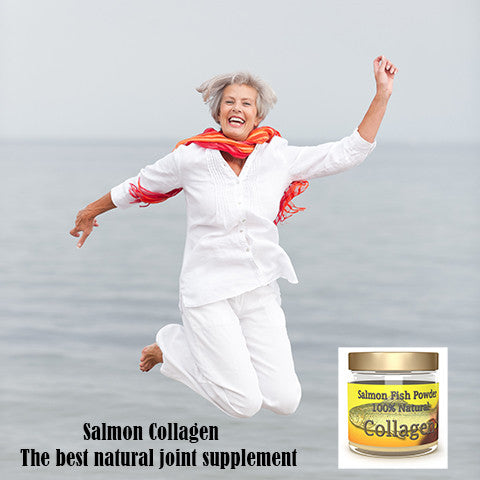 How To Reduce Muscle And Joint Pain | Salmon Collagen Powdered Supplements