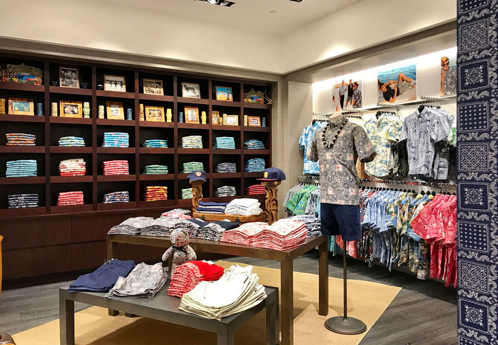 GARYS Newport Beach - Reyn Spooner Pop-Up Shop