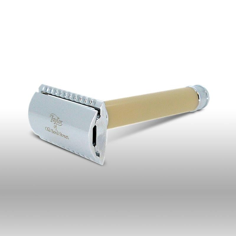 Taylor Of Bonds Street | Safety Razor Imitation Ivory