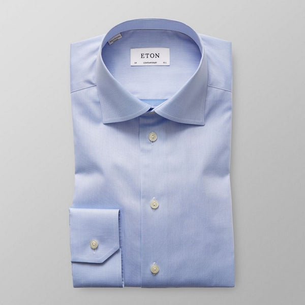 Eton Shirts | Light Blue Dress Shirt