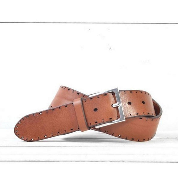 Martin Dingman | Hayden Belt (Saddle Tan)