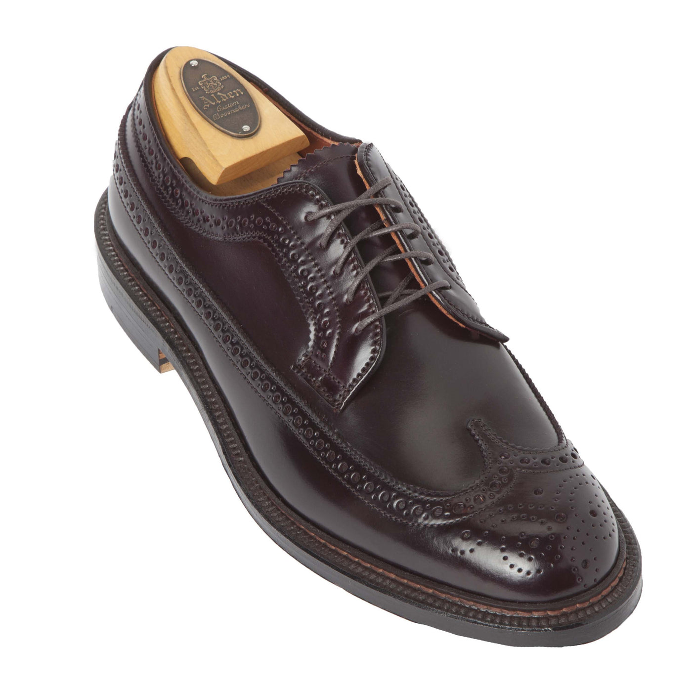 Alden Shoes | 975 Genuine Shell Cordovan - GARYS